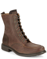 Cole Haan Bryce Moc Leather Boots
