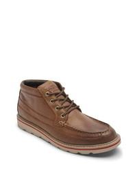 Dunham Colt Waterproof Moc Toe Boot