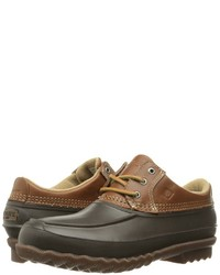 Sperry Decoy Boot Low Lace Up Boots