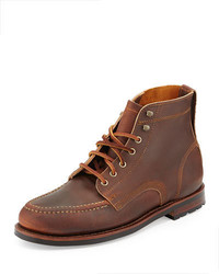 Eastland Made In Maine Sawyer Usa Leather Boots Chestnut