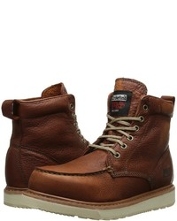 Timberland Pro Pro 6 Wedge Work Lace Up Boots