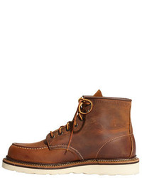 Red Wing Shoes Red Wing Classic Moc Boot | Where to buy & how to wear