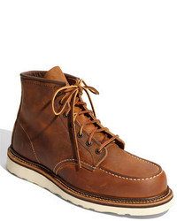 Red wing classic moc boot medium 389138
