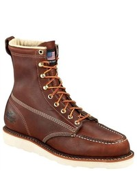 Thorogood 8 Sr Moc Toe Work Boots