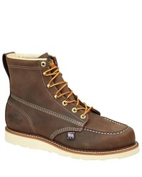 Thorogood Work Boots 6 Moc Toe Leather 814 4203
