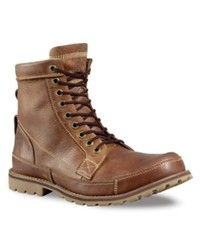 Timberland Earthkeepers Stitched Toe Boots Shoes