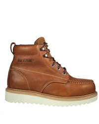Wolverine Moc Toe 6 Work Boots