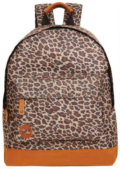 Delia S Mi Pac Leopard Backpack