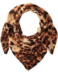 Vanessa Mooney The Leopard Rush Bandana Scarves