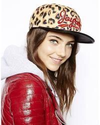 Joyrich candy leopard snapback cap medium 31574