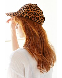 UO Leopard Baseball Hat