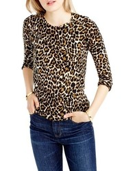 Tippi leopard print sweater medium 877111