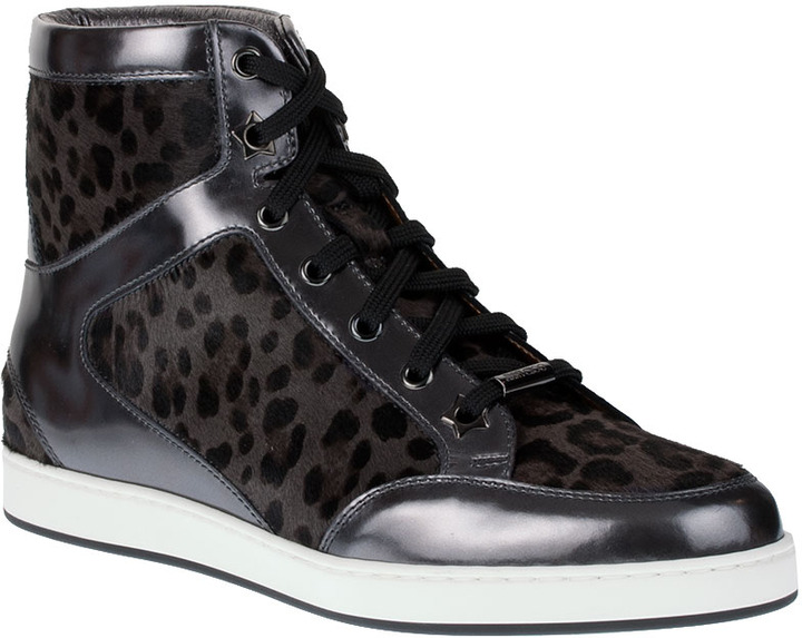 Jimmy Choo Tokyo High-Top Sneakers low shipping fee cheap online cheap high quality official online cheap online clearance 2014 newest pYuXuDJzvE