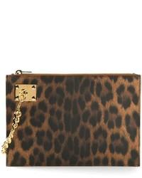 Sophie Hulme Chain Clutch Bag