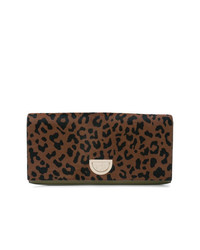 Dvf Diane Von Furstenberg East West Haircalf Clutch Bag