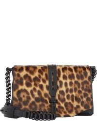 Rag and Bone Rag Bone Leopard Enfield Mini Crossbody