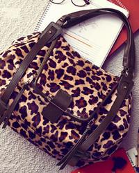 d4622df0f Kooba Jonnie Leopard Print Calf Hair Hobo Bag, $698 | Neiman Marcus ...