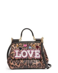 Medium miss sicily love leo satchel medium 8828038