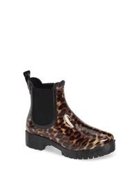 Cloudy chelsea rain boot medium 8832806