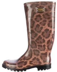 Dolce & Gabbana Rain Boots