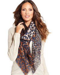 Collection XIIX Scaled Leopard Wrap