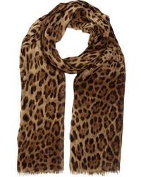 Dolce & Gabbana Silk Scarf W Tags