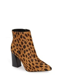 Vince Camuto Thelmin Genuine Calf Hair Bootie