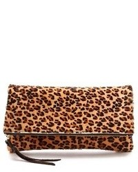 Anastasia Oliveve Haircalf Clutch