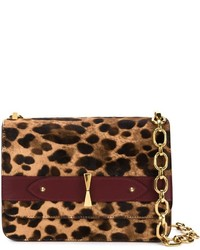 Alexander McQueen Legend Crossbody Bag
