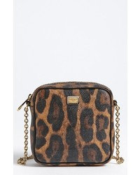 Miss Glam Crossbody Bag Leopard