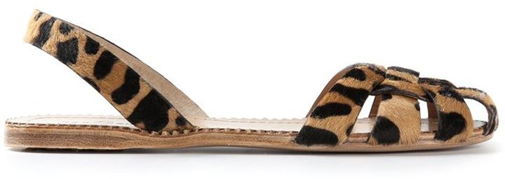 Shoes I Love These Leopard Print Flats By Pied A Terre