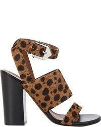 Givenchy Double Band Sara Sandals