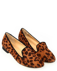 ChicNova Leopard Loafers