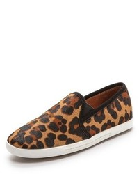 Kidmore haircalf slip on sneakers medium 125769