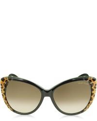 736s 05g kurumba brown leopard black sunglasses medium 437393