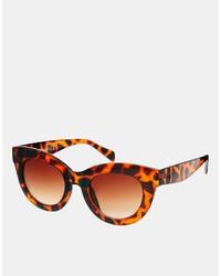 Cat Eye Asos Collection Asos Chunky Sunglasses