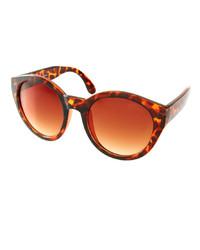 Asos Oversized Round Sunglasses