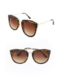 NEM Haute Line 55mm Angular Sunglasses