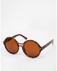 Kensie Quay Round Sunglasses