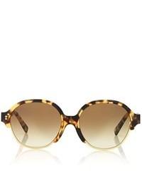 Shauns Leopard Iona Sunglasses