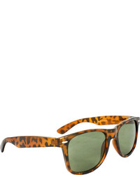 Swg Np1020b Brown Leopardsmoke Sunglasses