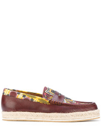 Etro Espadrille Loafers