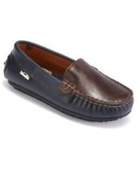 Venettini Toddlers Kids Gordy Colorblock Leather Loafers