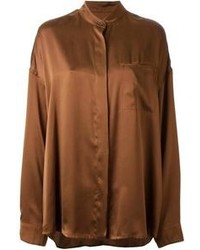 Haider Ackermann Oversized Blouse