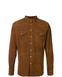 Eleventy Fitted Button Shirt