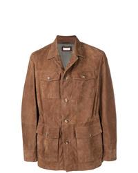 Brunello Cucinelli Pocket Detail Jacket
