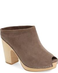 Brown mules original 10518705