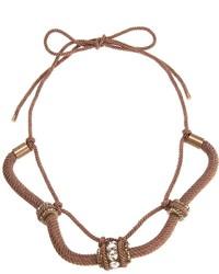 Lanvin Embellished Necklace