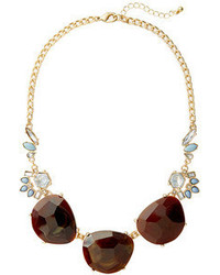 The Limited Marbled Gems Statet Necklace