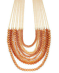 Cara Couture Multi Strand Necklace